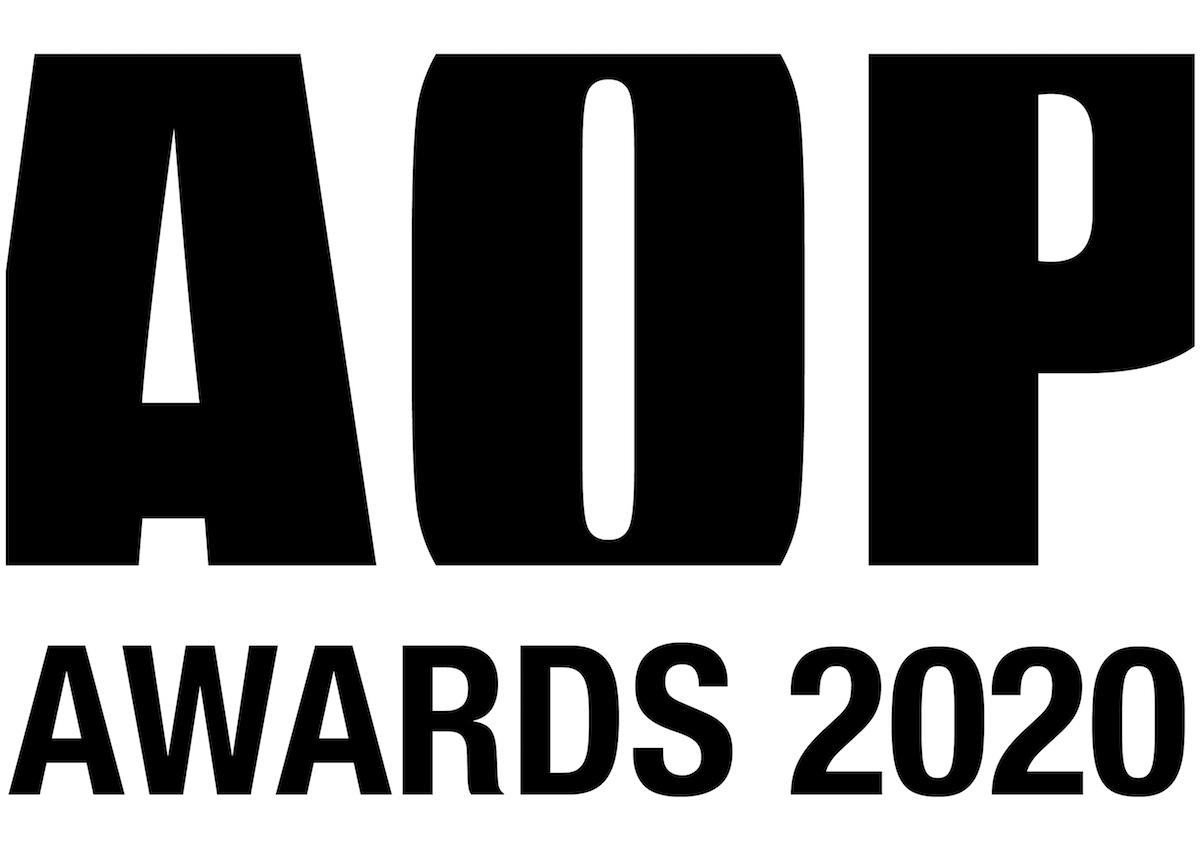 AOP Awards 2020 Logo Black high res copy
