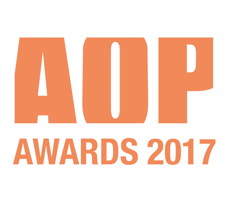 AOP Awards logo 17 ORANGE