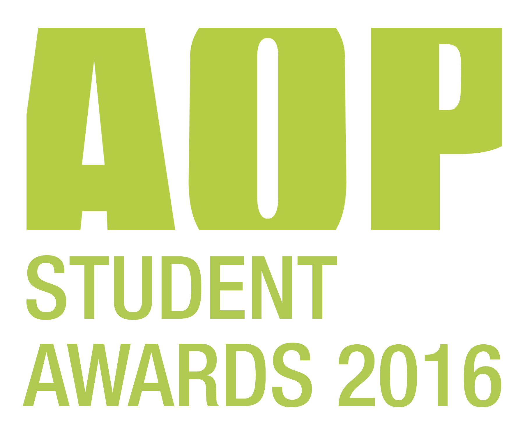AOP Student Awards Logo 2016