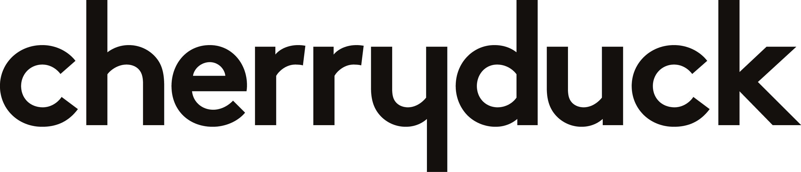 Cherryduck Logotype Black