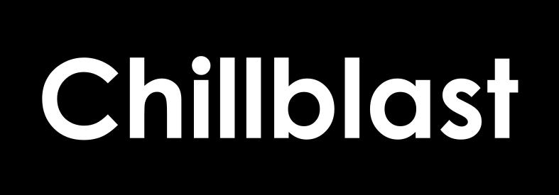 Chillblast Logo white