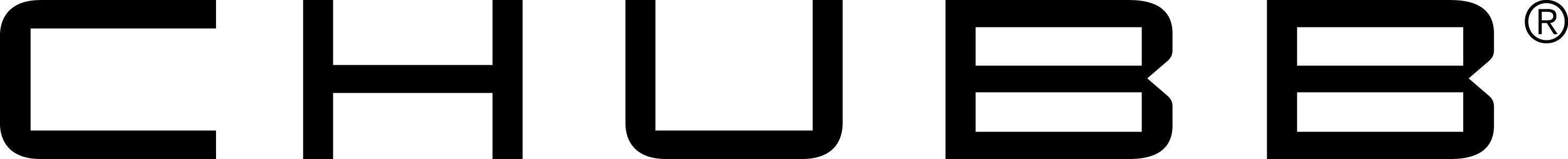 CHUBB Logo Black RBG