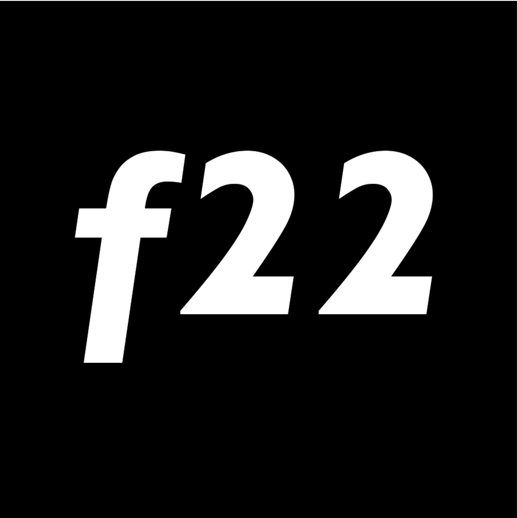f22 logo high res