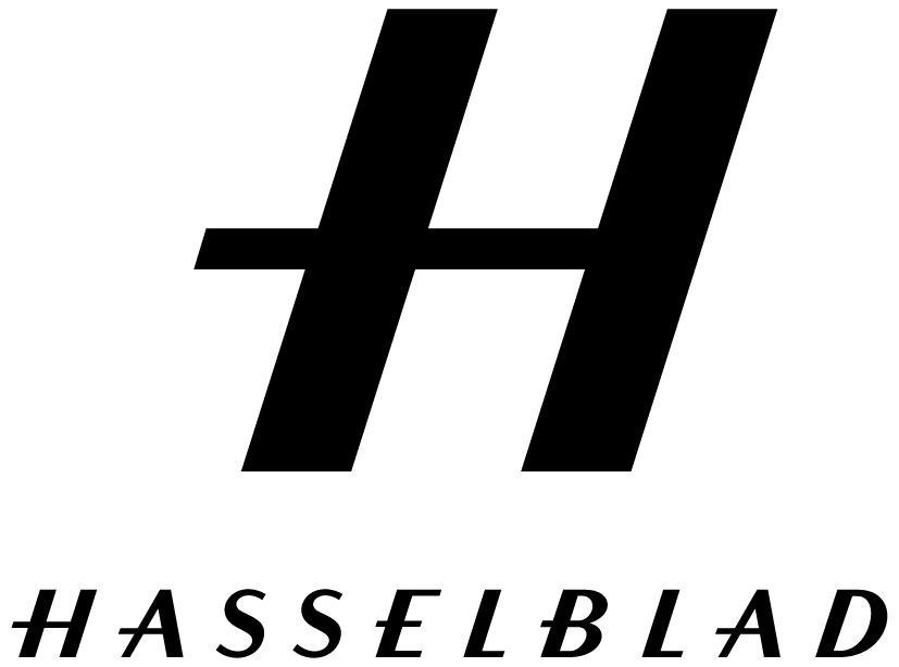 H Hasselblad Logo Black