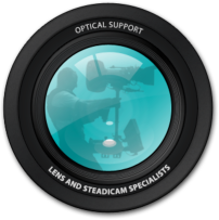 Just Optical Support Lens Logo TEAL