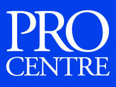Pro Centre logo cmyk