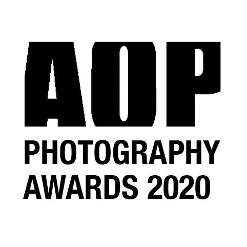 AOP Photography Awards logo 2020 BLACK