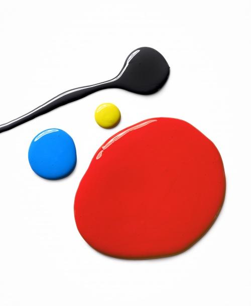 David Gill I love you Joan Miro 3 Red cleaned