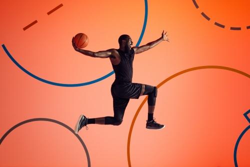 Amazon Basketball Orange 013 2 f4