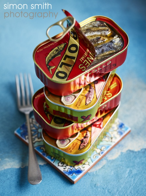 Simon Smith Sardines