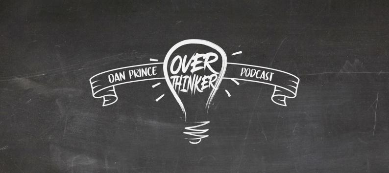 Overthinker Podcast Banner