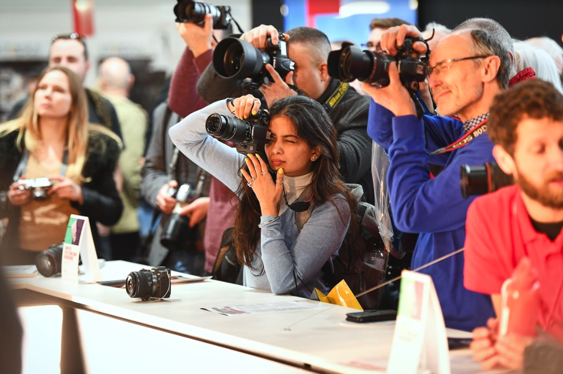 20 - 21 September 2020 - The Photography & Video Show