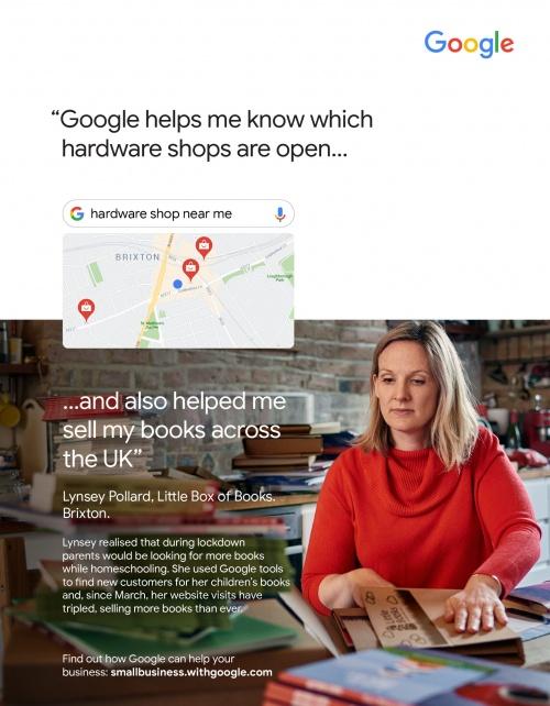GoogleSMB Lynsey FP