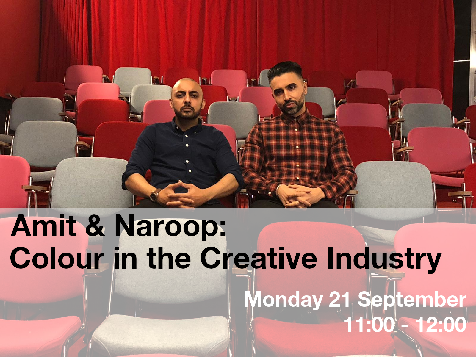 Amit & Naroop in Conversation