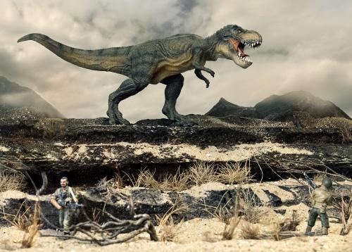 DinoShooting