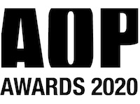 AOP Awards 2020 Logo Black copy