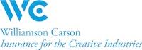 Williamson Carson lockup cyan rgb copy