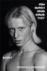 Genitals Gender Artwork BENNY 03 copy