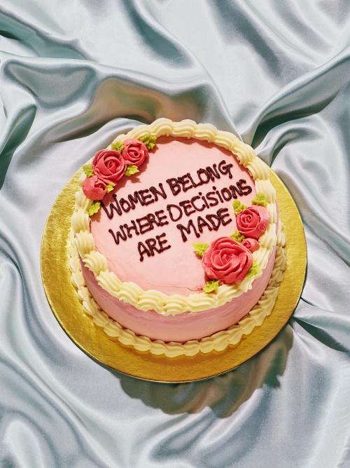 IWD Frankie Turner Lucy Ruth Cake