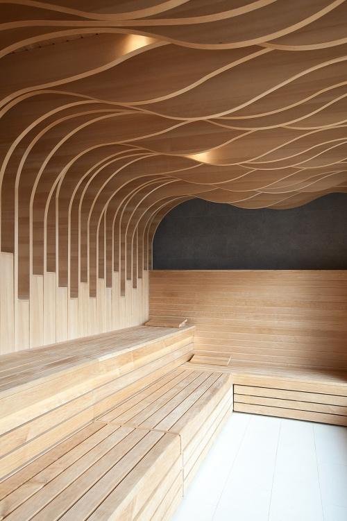 south lodge hotel sauna
