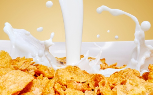 Square One Studio Cereals Breakfast Product Still Life Photography