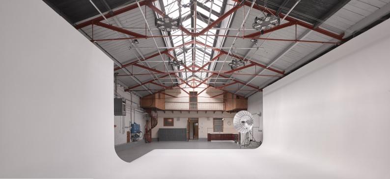 The Arena Studio 1 Nick Guttridge jpg