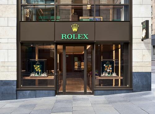 Rolex 9