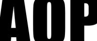AOP logo B W 300pix