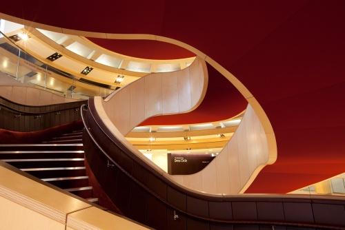 Glasgow staircase