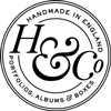 Hartnack Company Monogram Lock ups Black 100px