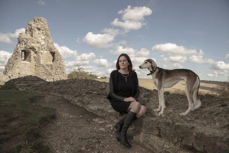 Rebecca Harris MP for Castle Point by Reme Campos