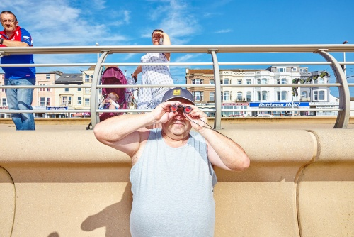 AOP and Sony World PHotography Awards Blackpool Beach Disaster