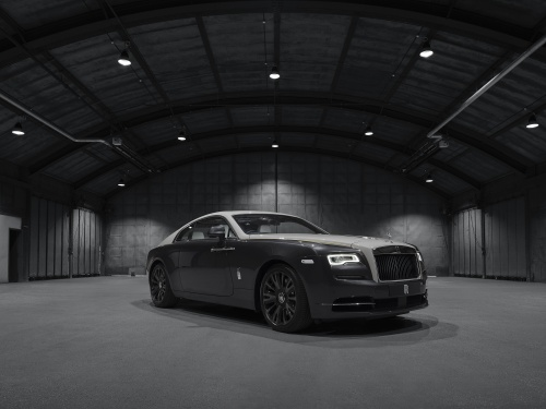 Rolls Royce Wraith Eagle VIII Hero Three Quaters 010519 0062